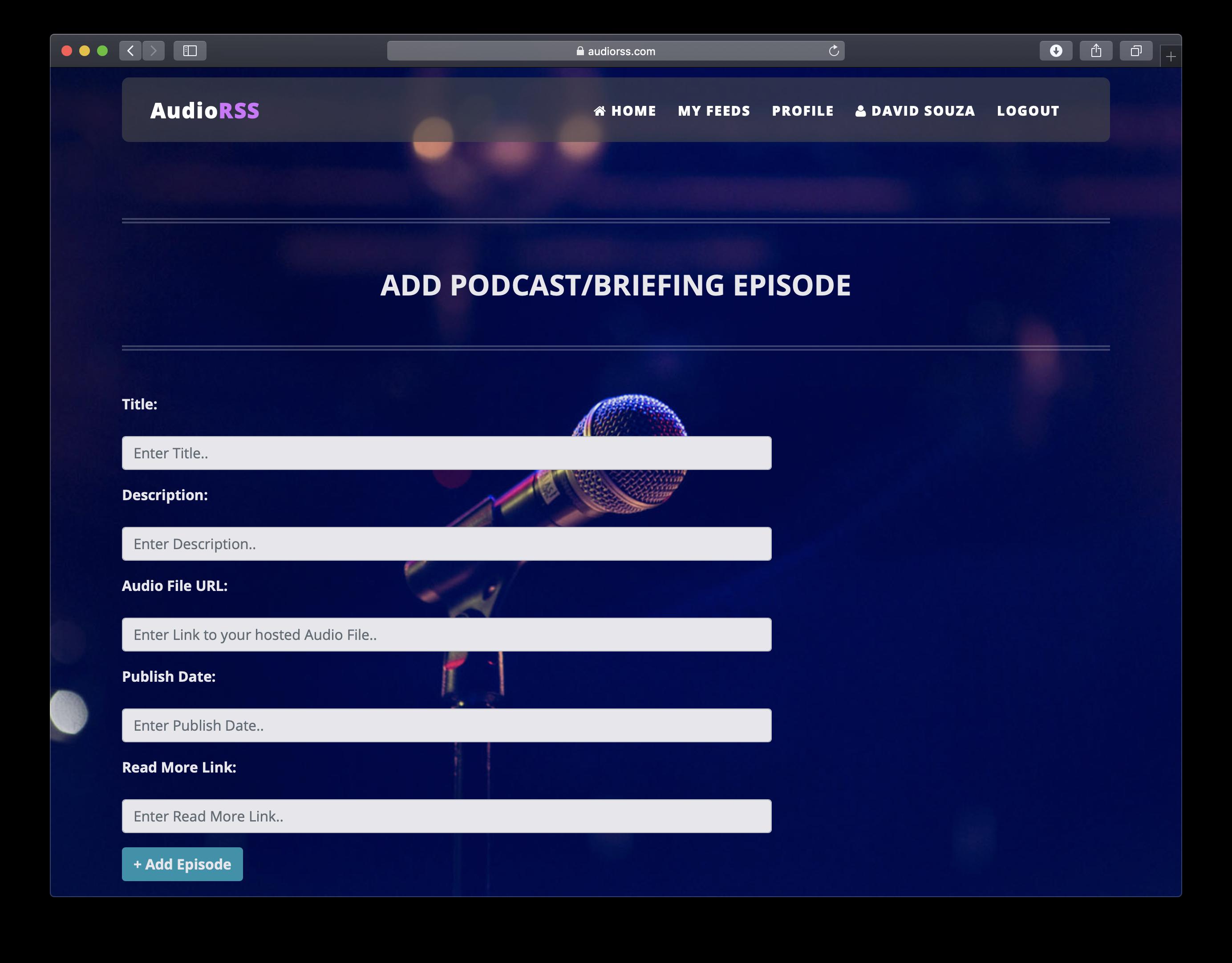 audiorss.com-add-briefing.png